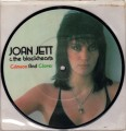 JOAN JETT & THE BLACKHEARTS Crimson And Clover UK 7