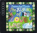 DEPECHE MODE The Meaning Of Love USA CD5
