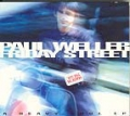PAUL WELLER Friday Street UK CD5 w/Live Tracks