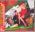 CYNDI LAUPER Merry Christmas . . .Have A Nice Life JAPAN CD