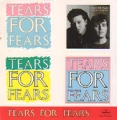TEARS FOR FEARS Songs From The Big Chair JAPAN Promo Sticker She