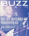 RADIOHEAD Buzz (7/01) JAPAN Magazine