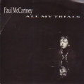 PAUL McCARTNEY All My Trials UK 7