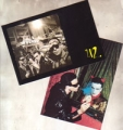 U2 Set Of 2 USA Postcards