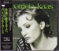 PATRICIA KAAS Je Te Dis Vous JAPAN CD w/16 Tracks