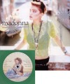 MADONNA Virgin Material MEXICO LP Green Marble Vinyl+Picture Label