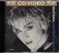 MADONNA Papa Don't Preach UK CD Video
