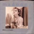 MADONNA Like A Virgin USA 7