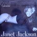JANET JACKSON 2003 Calendar