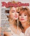 MADONNA Rolling Stone (5/9/85) USA Magazine