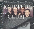CULTURE CLUB VH1 Storytellers/Greatest Moments USA 2CD