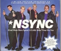 NSYNC (God Must Have Spent ) A Little More Time On You USA CD5 w