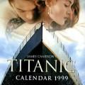 TITANIC 1999 UK Calendar