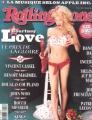 COURTNEY LOVE Rolling Stone (2/04) FRANCE Magazine