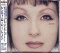CYNDI LAUPER Shine JAPAN CD w/13 Tracks