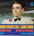 JAMES BOND 007 Sounds Orchestral Y James Bond - Operacion Trueno (Thunderball) JAPAN 7
