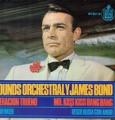 JAMES BOND 007 Sounds Orchestral Y James Bond - Operacion Trueno (Thunderball) JAPAN 7