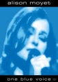 ALISON MOYET One Blue Voice USA DVD