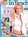 BRITNEY SPEARS In Touch USA Book