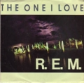 R.E.M. The One I Love USA 7