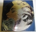 MADONNA True Blue JAPAN LP Pictire Disc (discolored vinyl)