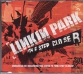 LINKIN PARK One Step Closer UK CD5 w/Video