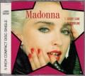 MADONNA Lucky Star GERMANY CD5 w/2 Tracks