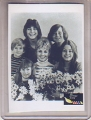PARTRIDGE FAMILY The Partridge Family USA Photo w/Clear Hard Case