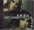 TATU Not Gonna Get Us USA CD5 Promo