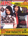 WHITE STRIPES NME (9/27/03) UK Magazine