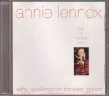 ANNIE LENNOX Why/Walking On Broken Glass USA CD5 Promo