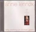 ANNIE LENNOX Why/Walking On Broken Glass USA CD5 Promo