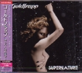 GOLDFRAPP Supernature JAPAN CD w/Bonus Track + Video
