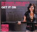 INTENSO PROJECT Feat. LISA SCOTT-LEE Get It On UK CD5