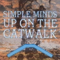 SIMPLE MINDS Up On The Catwalk UK 7''