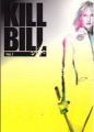 KILL BILL Vol.1 JAPAN Movie Program UMA THURMAN