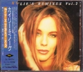 KYLIE MINOGUE Kylie's Remixes Vol.2 JAPAN CD w/11 Tracks