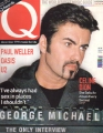 GEORGE MICHAEL Q (12/98) UK Magazine