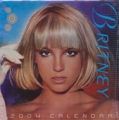 BRITNEY SPEARS 2004 USA Calendar