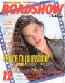 JENNIFER CONNELLY Roadshow (12/91) JAPAN Magazine