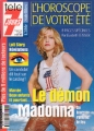 MADONNA Tele 7 Jours (6/23-29/01) FRANCE Magazine