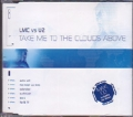LMC vs U2 Take Me To The Clouds Above UK CD5 w/6 Mixes