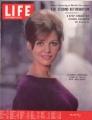 CLAUDIA CARDINALE Life (1/1/62) USA Magazine