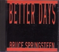 BRUCE SPRINGSTEEN Better Days USA CD5 Promo