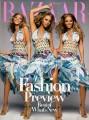 BEYONCE Harper's Bazaar (6/04) USA Magazine