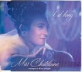 K.D.LANG Miss Chatelaine UK CD5 w/2 Live Tracks