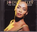 JODY WATLEY I'm The One You Need USA CD5 w/2 Versions