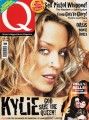 KYLIE MINOGUE Q (6/02) UK Magazine