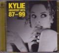 KYLIE MINOGUE Greatest Hits 87-99 AUSTRALIA 2CD
