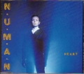 GARY NUMAN Heart UK CD5